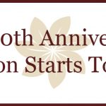 Our 10th Anniversary Season Starts Today!