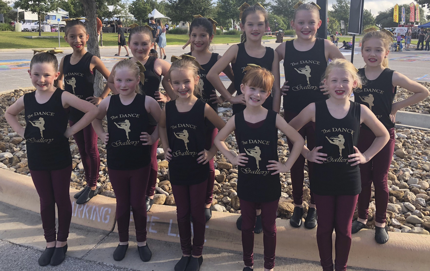 The Dance Gallery Petite Performance Team 2019-2020