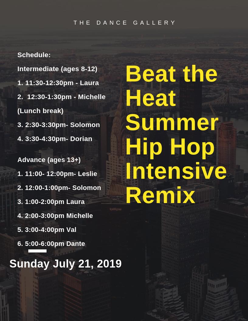 beat-the-heat-2019-schedule