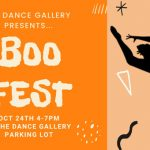 Come Celebrate Boo Fest With Us This Saturday!